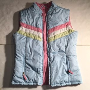 NWOT teenager warm vest